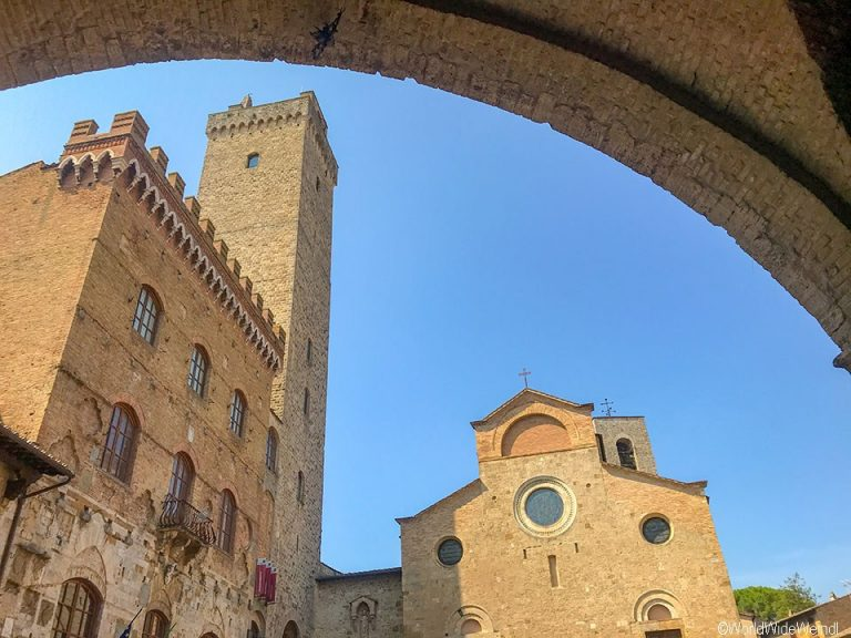 Toskana218Toskana221-San Gimignano