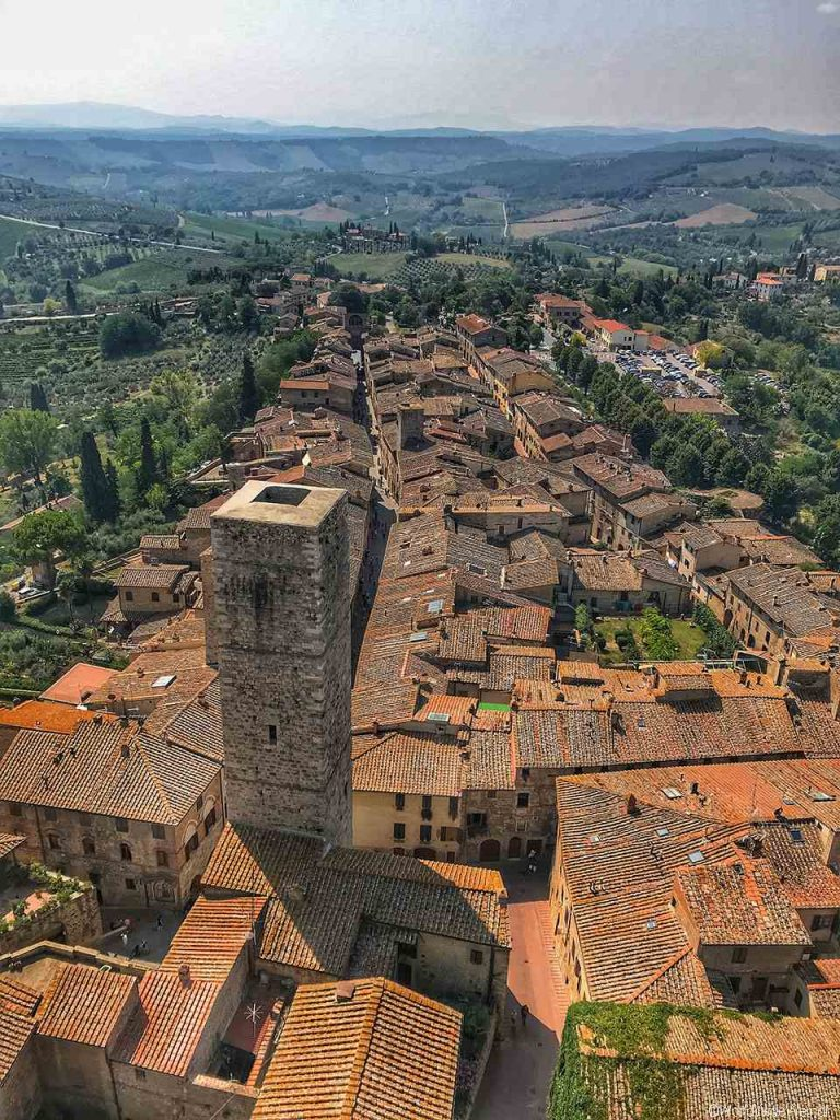Toskana224- San Gimignano, Torre Grosso