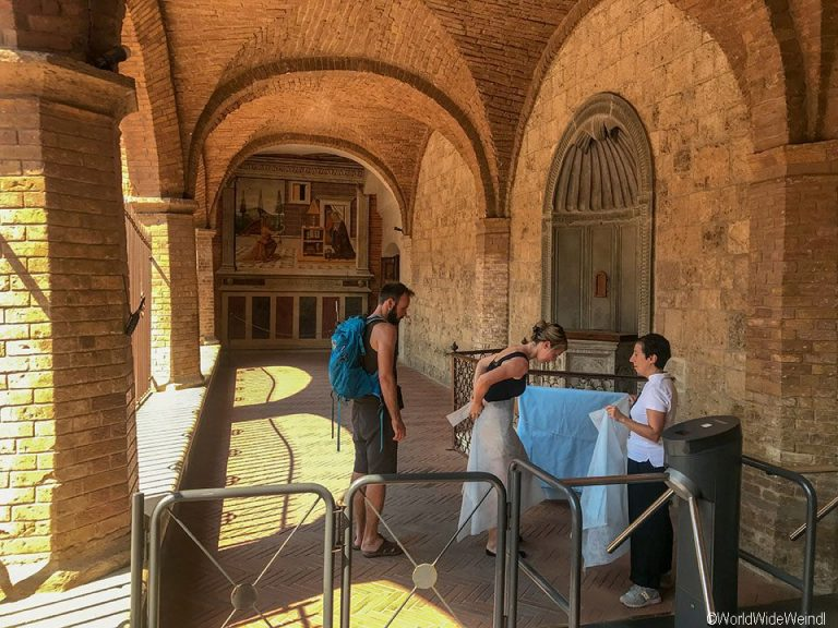 Toskana227- San Gimignano, Der Dom- Collegiata Santa Maria Assunta