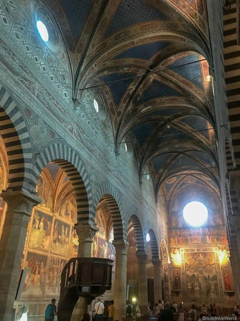 Toskana228- San Gimignano, Der Dom- Collegiata Santa Maria Assunta