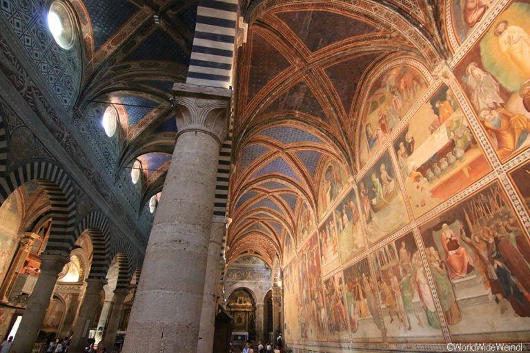 Toskana229- San Gimignano, Der Dom- Collegiata Santa Maria Assunta