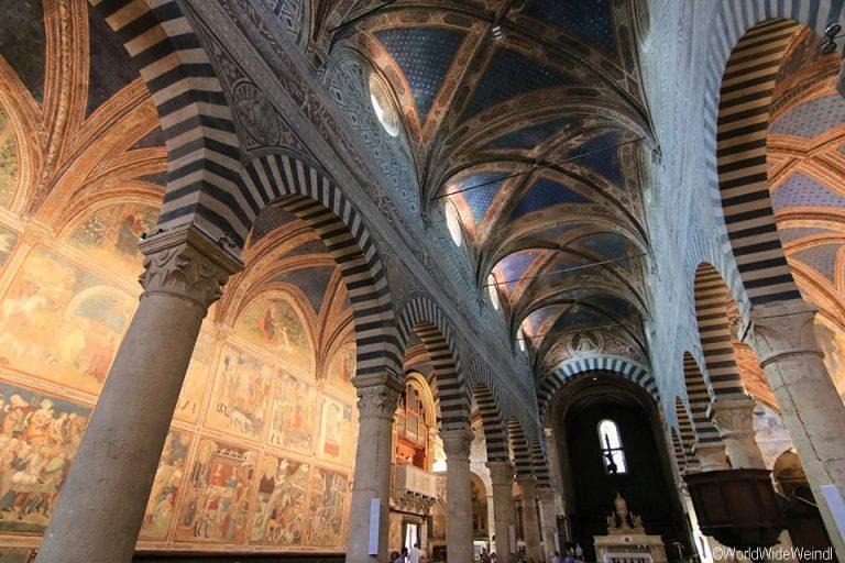 Toskana230- San Gimignano, Der Dom- Collegiata Santa Maria Assunta