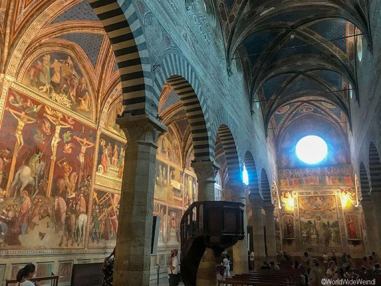 Toskana232- San Gimignano, Der Dom- Collegiata Santa Maria Assunta