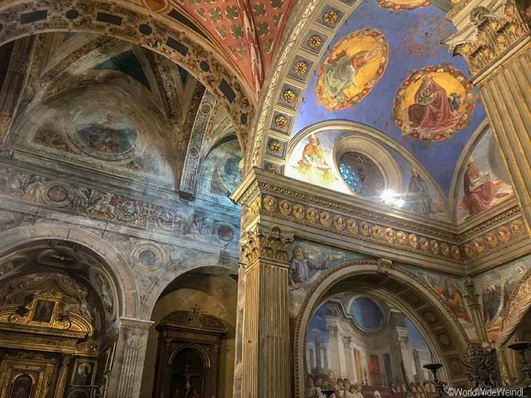 Toskana234- San Gimignano, Der Dom- Collegiata Santa Maria Assunta