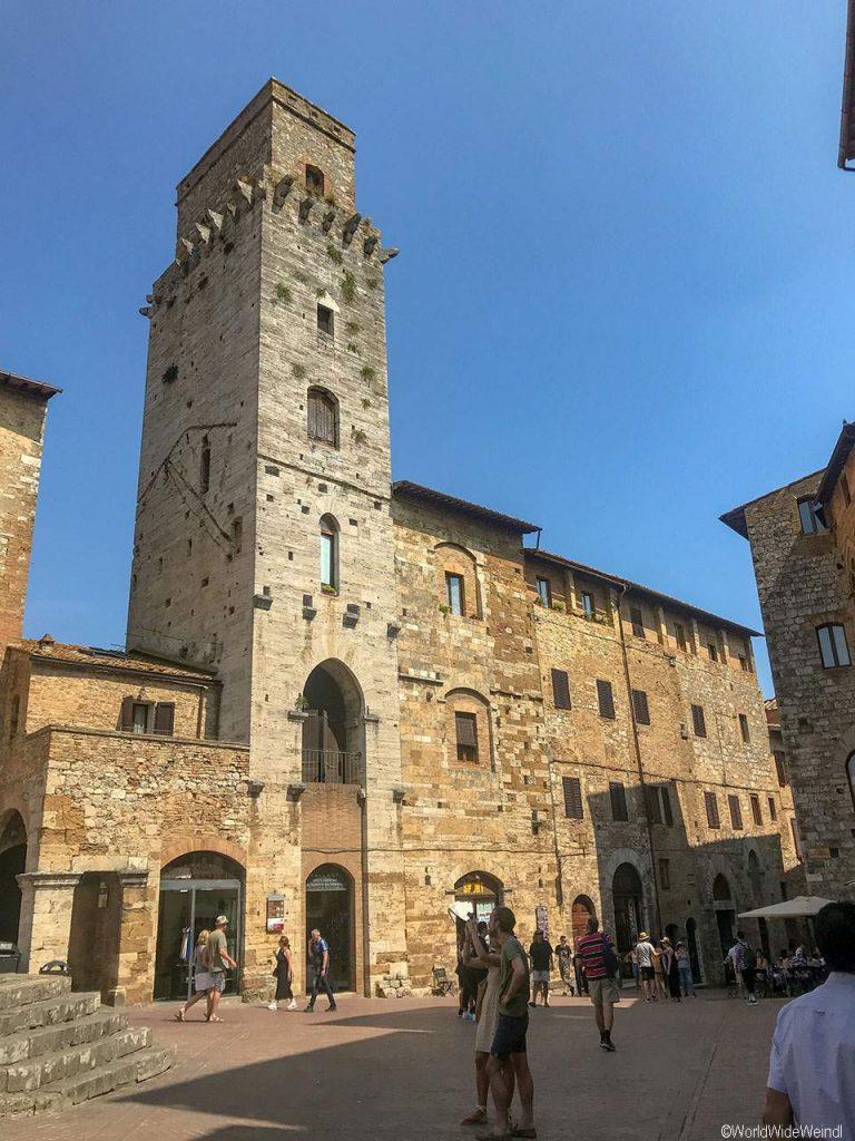 Toskana236- San Gimignano