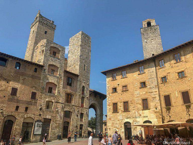 Toskana237- San Gimignano