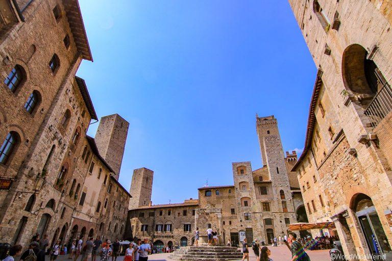 Toskana239- San Gimignano