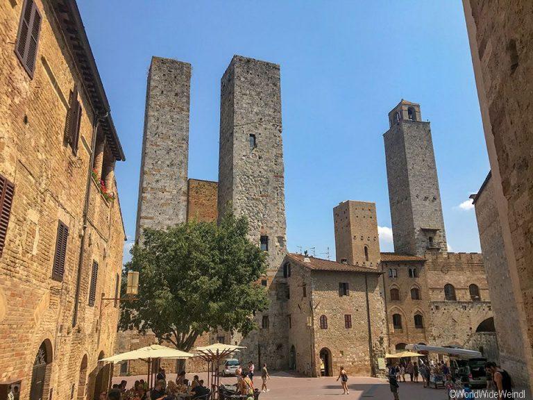 Toskana241- San Gimignano