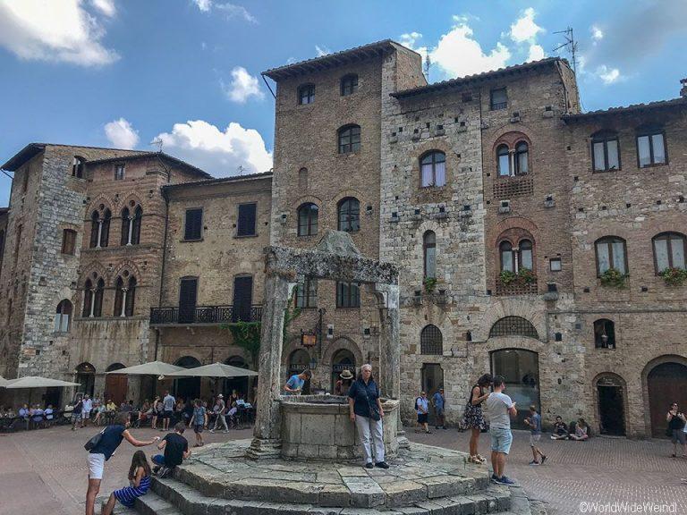 Toskana242- San Gimignano