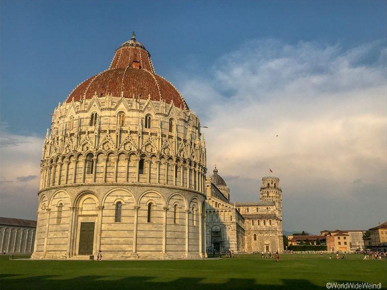 Toskana245- Pisa, Bapisterium