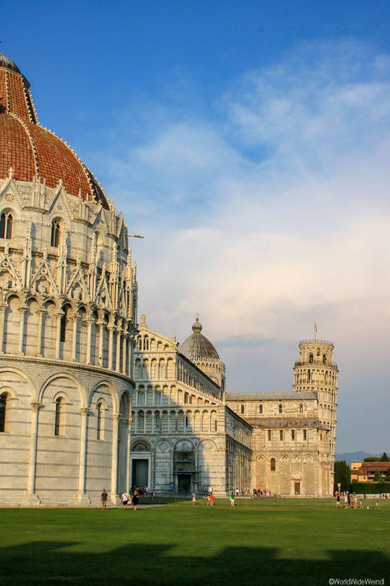 Toskana246- Pisa, Bapisterium