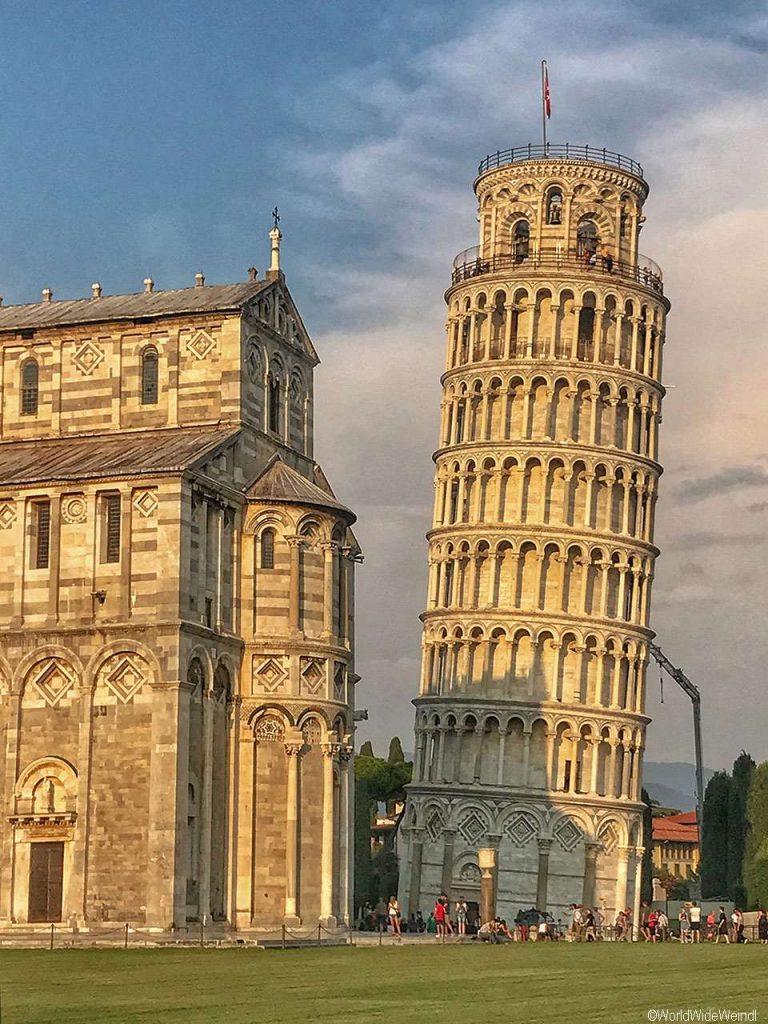 Toskana247- Pisa, schiefer Turm