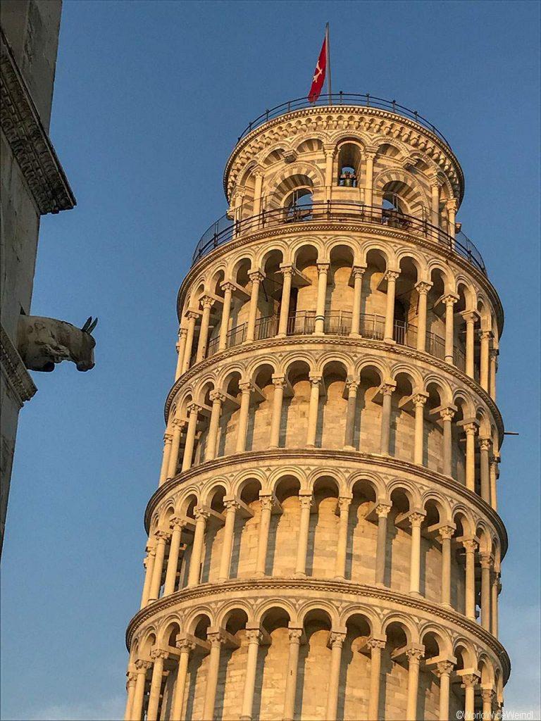 Toskana250- Pisa, schiefer Turm