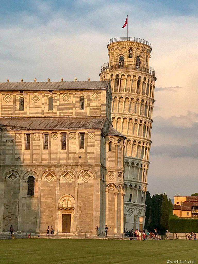 Toskana251- Pisa, schiefer Turm