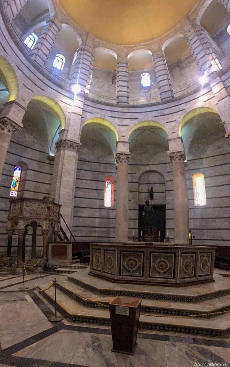 Toskana252- Pisa, Bapisterium
