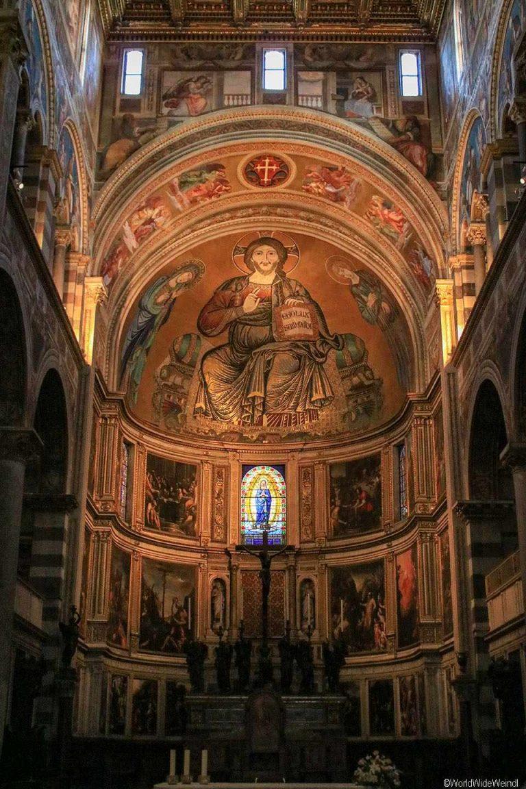 Toskana254-Pisa, Dom Santa Maria Assunta