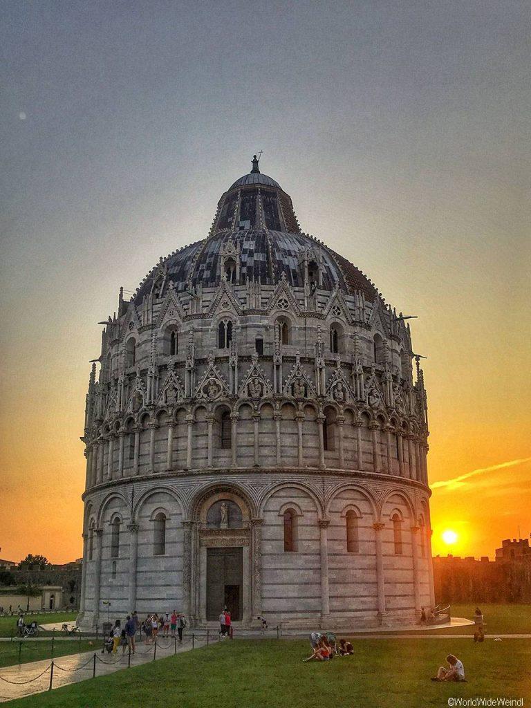 Toskana256- Pisa, Bapisterium