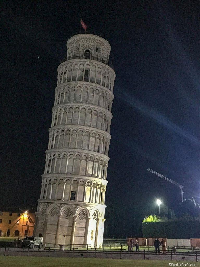 Toskana259- Pisa, schiefer Turm