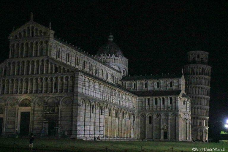 Toskana260, Pisa Nacht