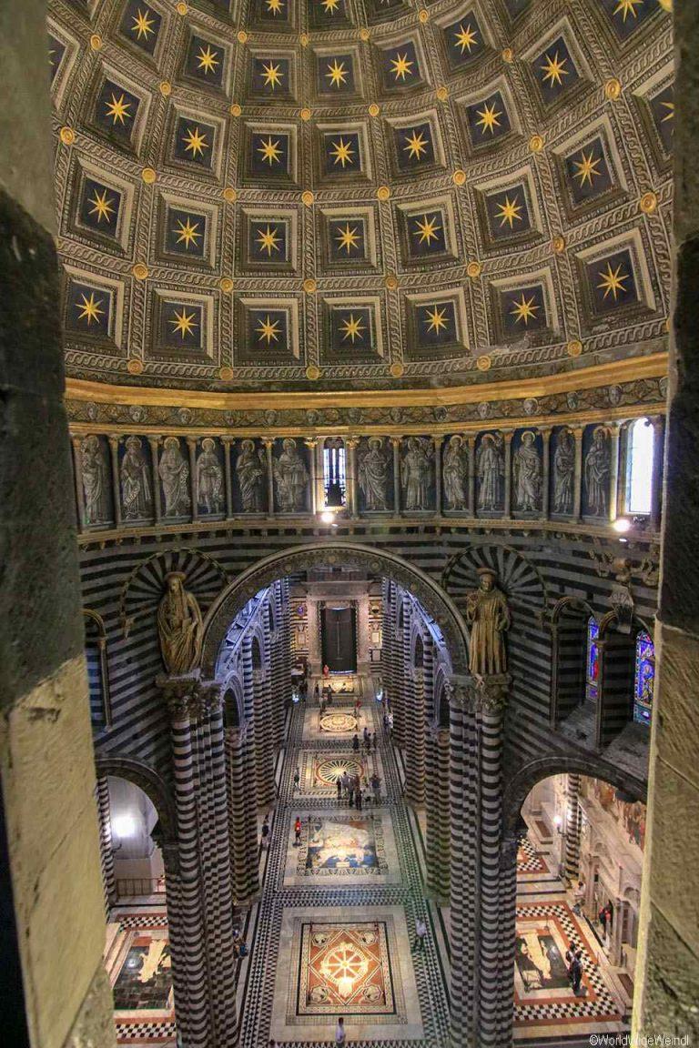 Toskana294- Siena,Dom- Porta del Cielo