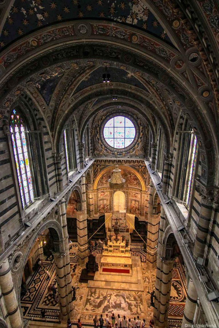 Toskana298- Siena,Dom- Porta del Cielo