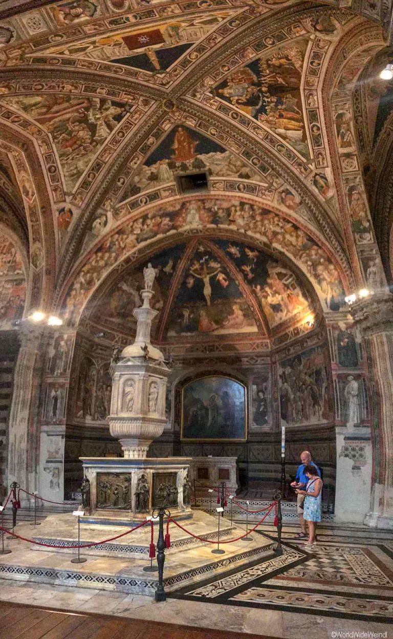 Toskana315- Bapisterium (Battistero di San Giovanni
