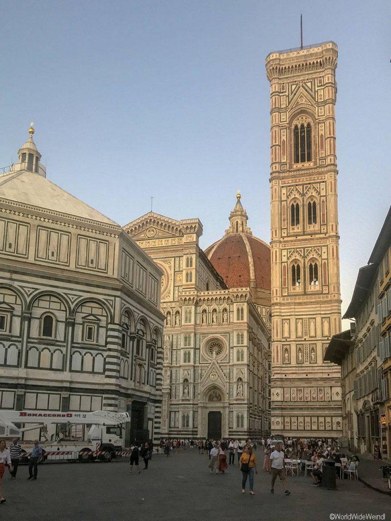 Toskana322, Florenz, Campanile