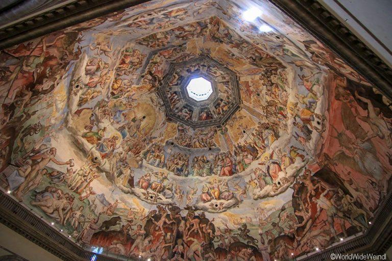 Toskana328-Florenz, Domkuppel