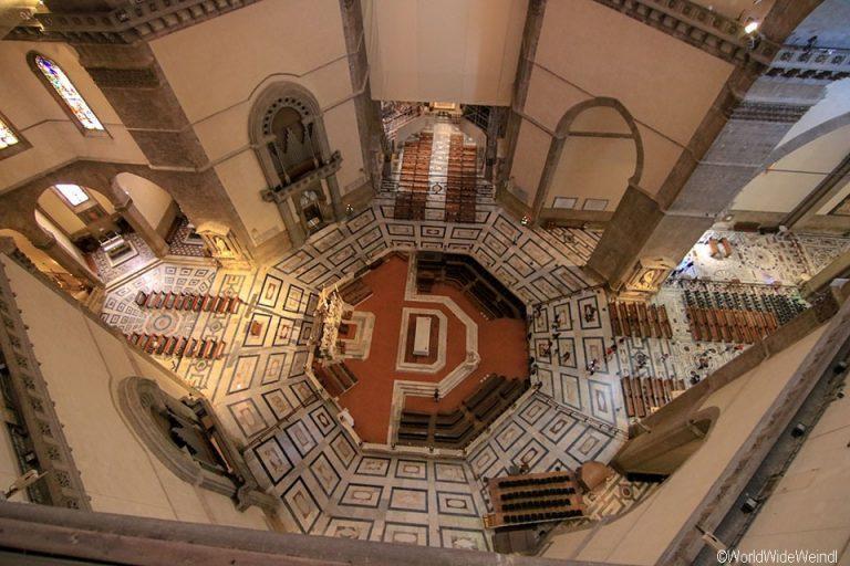 Toskana329-Florenz, Domkuppel