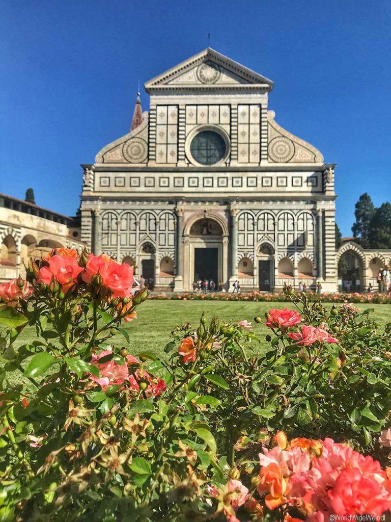 Toskana356-Florenz, Santa Maria Novella
