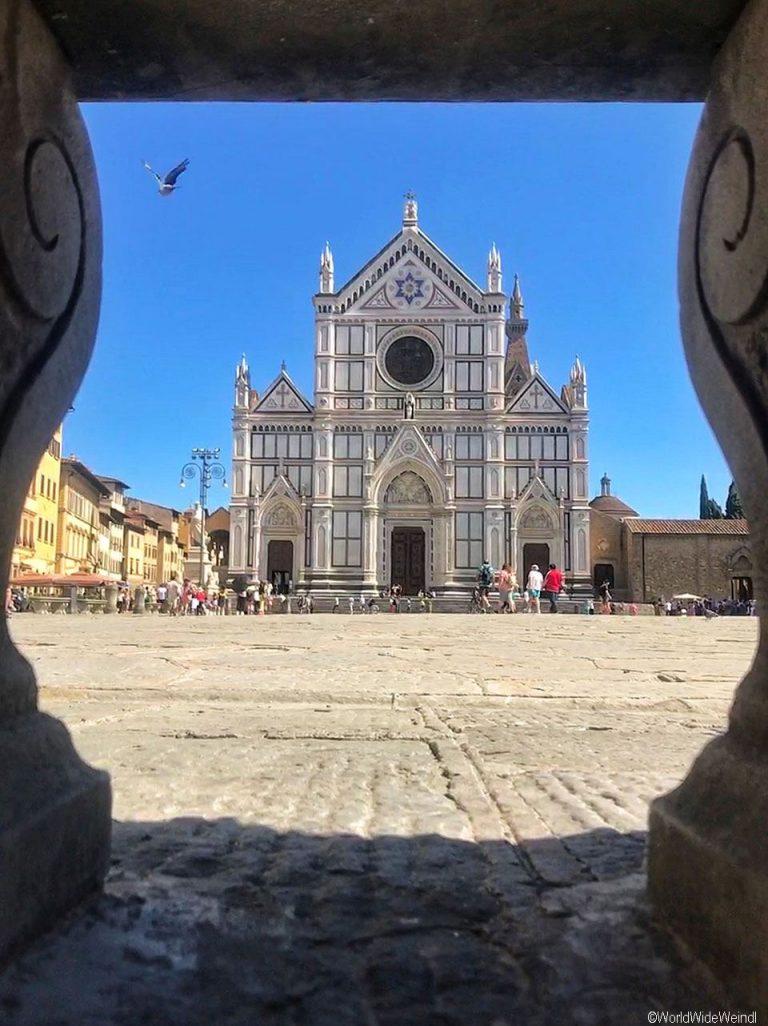 Toskana361-Florenz, Santa Croce