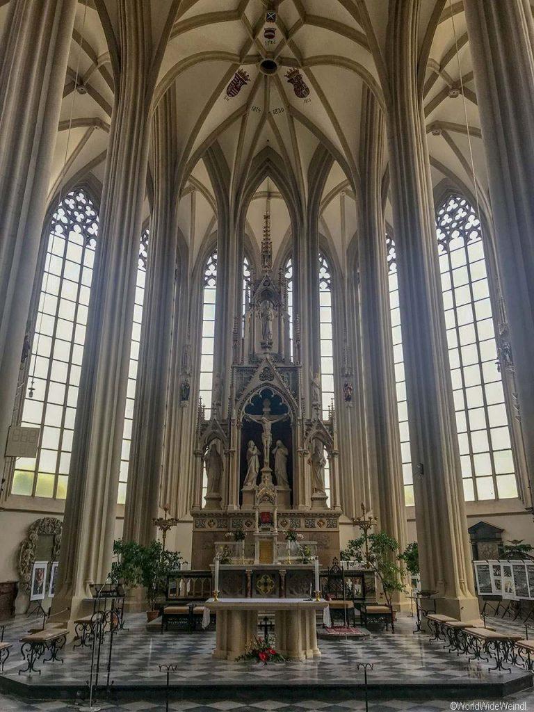 Tschechien, Brünn-125-St.-Jakobs-Kirche -Kostel sv. Jakuba
