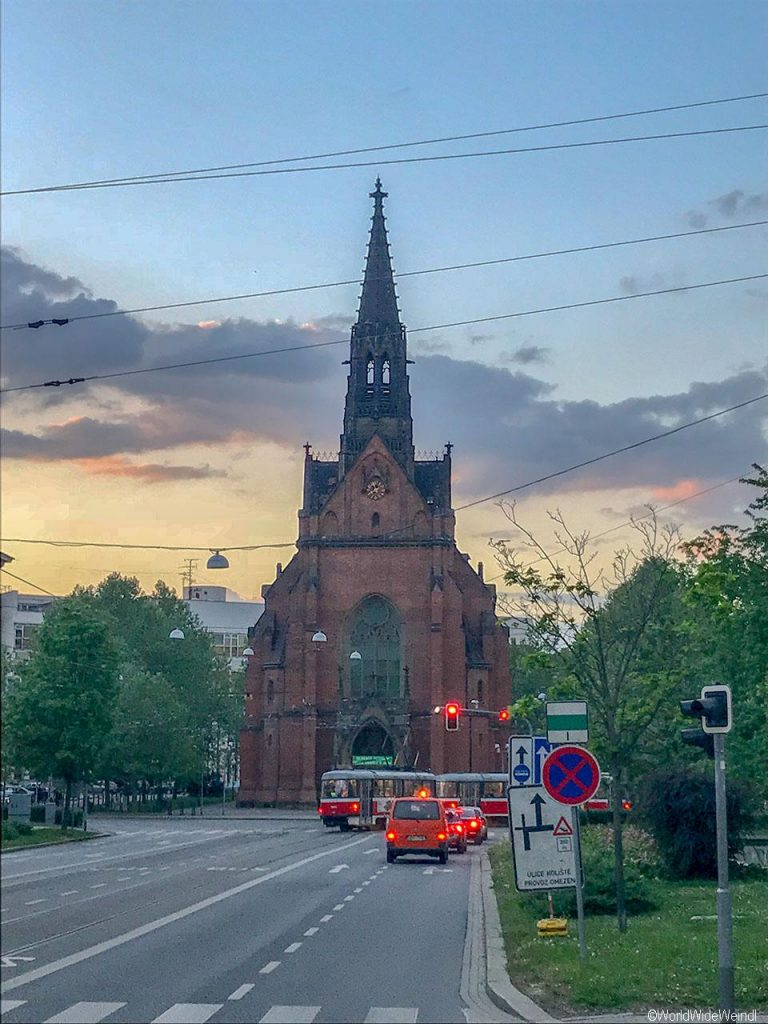Tschechien, Brünn-190-Jan Ámos Komenský Kirche