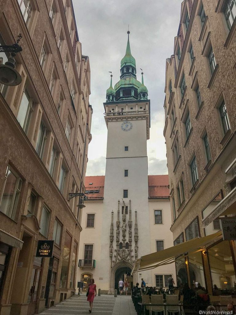 Tschechien, Brünn-200-Altes Rathaus