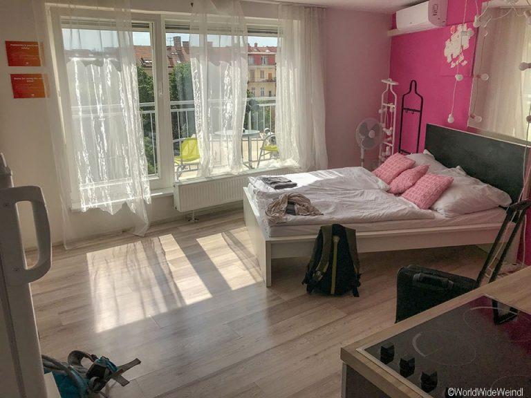 Tschechien, Brünn-250-Internesto Apartments Spilberk