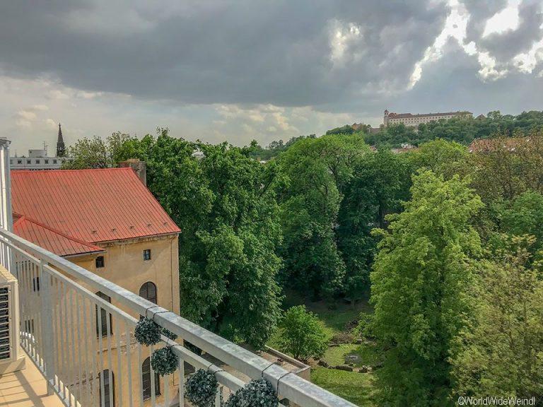 Tschechien, Brünn-258-Internesto Apartments Spilberk