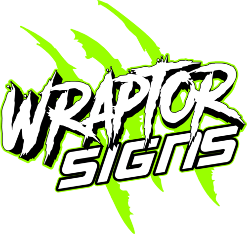 Wraptor Signs
