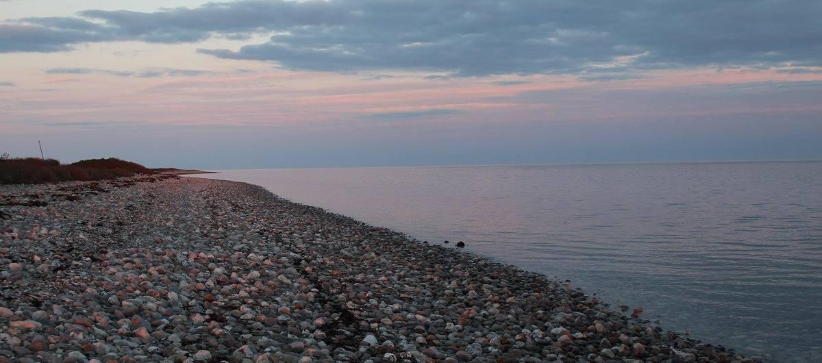 Himmel og strand - stresshistorie