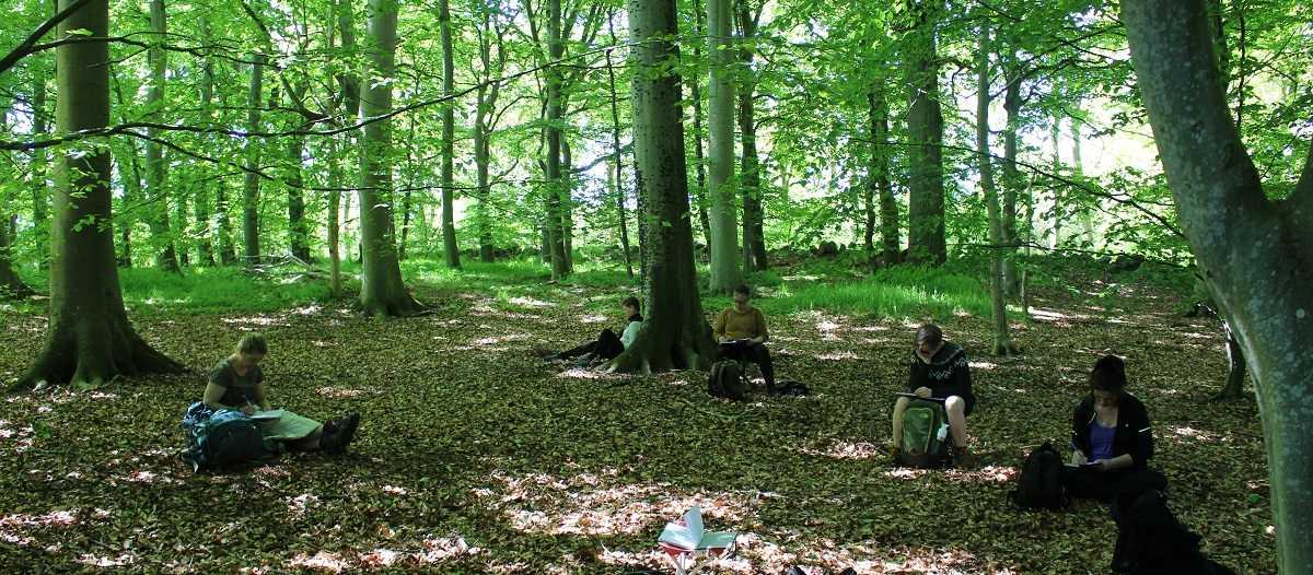 Skrivende i skoven - Writers Walk