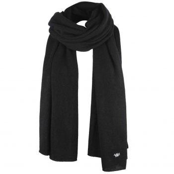 Klassisk cashmere halstørklæde til kvinder og mænd. Designet i 100% premium cashmere fra Wuth Copenhagen.