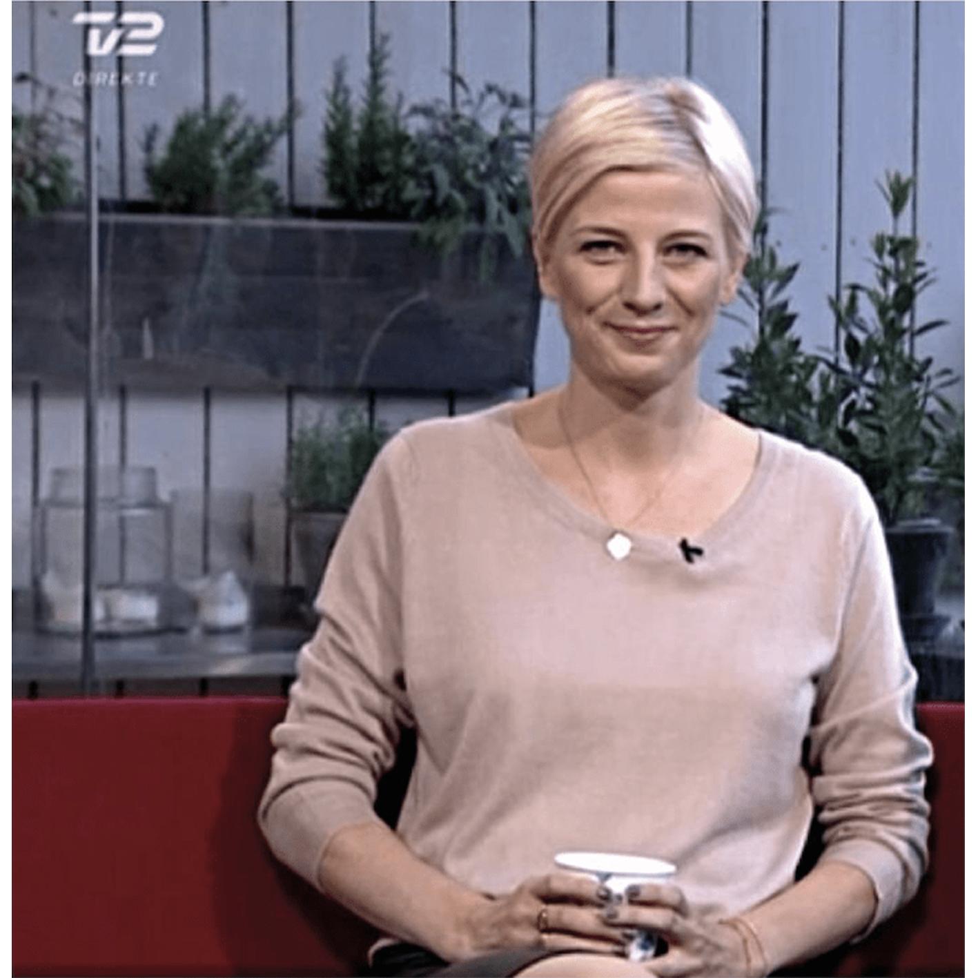 Louise Wolff i Wuth Copenhagen på TV2 Go aften Danmark