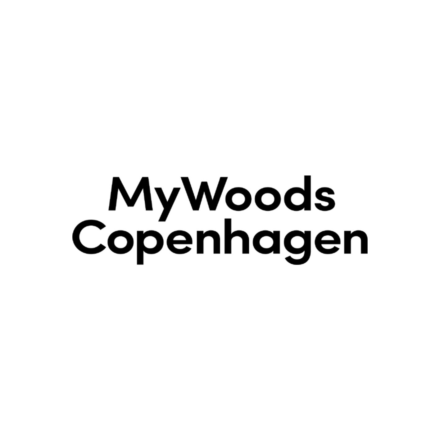 My woods copenhagen logo