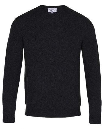 Cashmere sweater til mænd fra Wuth Copenhagen. Den bedste cashmere bluse til mænd. Shop luksuriøs cashmere til din mand