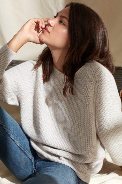 Wuth Copenhagen har 100% premium cashmere sweaters til alle.