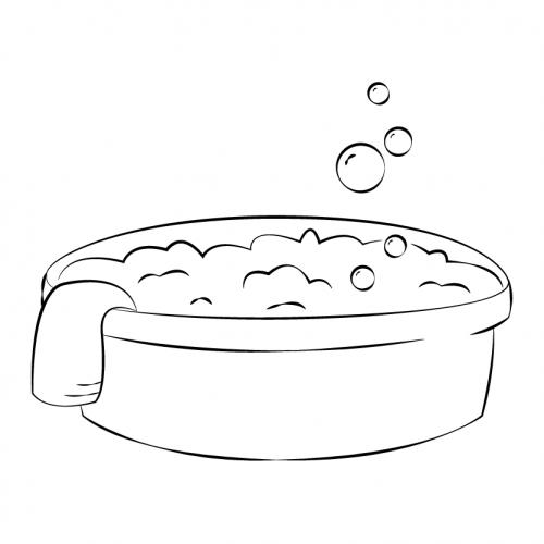 Vask din cashmere sweater I hånden - Wuth Copenhagen