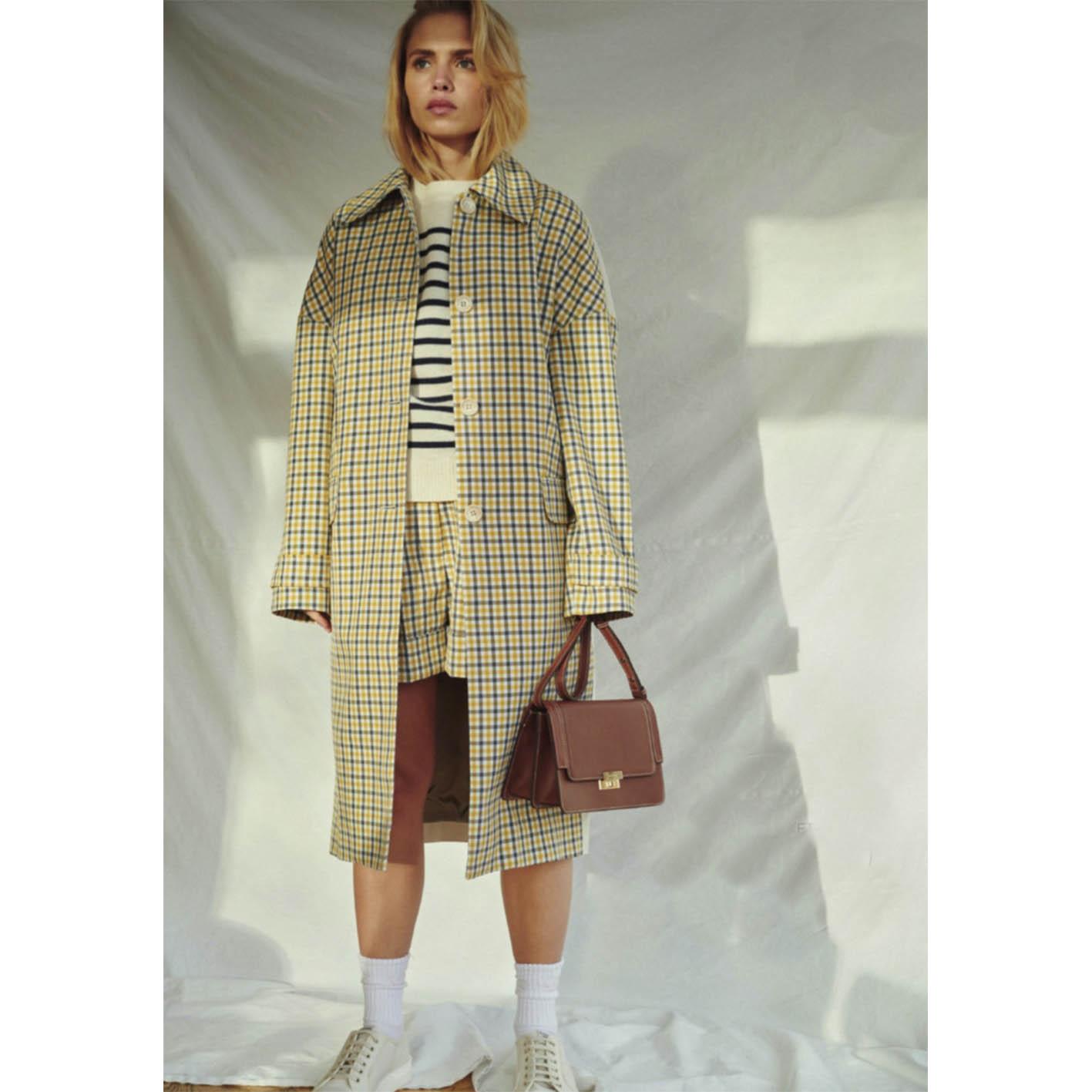 Vores smukke Annika pullover er vist i modemagasinet KK.no fra Norge