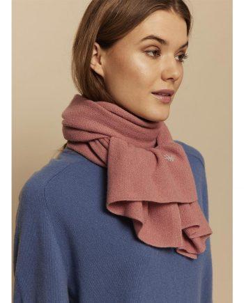 Lily halstørklæde i 100% premium cashmere fra Wuth Copenhagen.