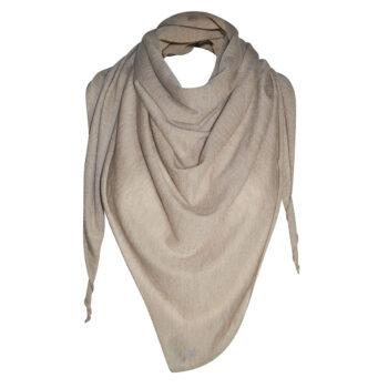 Light Tribeca Tørklæde i 100% premium cashmere fra Wuth Copenhagen