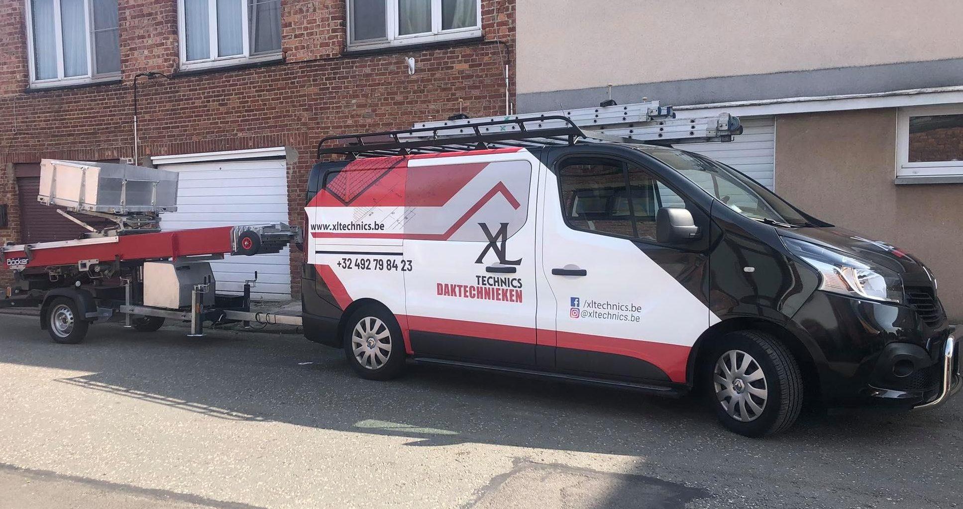 Ladderlift huren in Mechelen