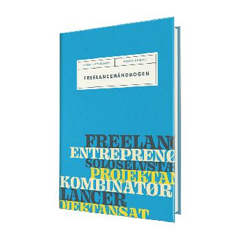 Køb Freelancehåndbogen her